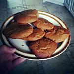 recette biscuit à la mélasse