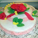 recette gâteau fête des mères moka spéculoos