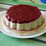 recette Bavarois citron & fraise original