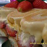 recette terrine de fraises pour la fête de maman