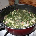 recette épinards   a la créme