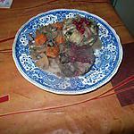chevreuil   en ragout,,et four a goémon,,dernier goémonier   dans  un aber  du finistére