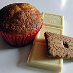 recette gâteaux pêche/abricot/spéculos