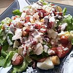 recette Salade composé printanniére