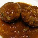 recette ... et boulettes à la liégeoise.(24)