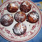 Petits moelleux au chocolat blanc