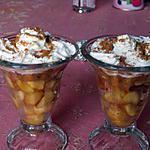 recette pommes poélées aux spéculos