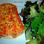 recette Cannellonis farcis au boeuf et à la ricotta