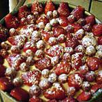 recette cheesecake au fromage blanc et fruits rouges