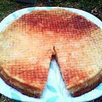 recette Gâteau au fromage blanc et pommes!