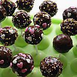 recette Pop cakes