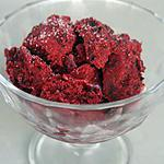 recette Glace aux fruits rouges