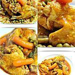 recette Ailes de poulet à la sauce tomate.