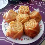 recette Petit gâteaux au caramel