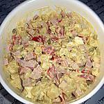 recette salade piemontaise:un grand classique mais hummmm