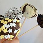 Cake pop sans moule !