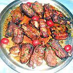 recette Travers de porc grillé TexMex