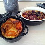 recette clafoutis cerises et abricots