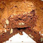 recette Brownies aux noix de pécan