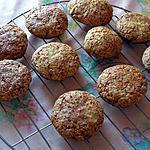 recette Petits biscuits au miel