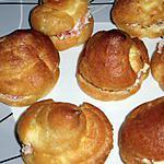 recette ptits choux aperitif farcis