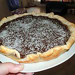 recette flan patissier chocolat