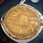 recette tarte au pomme tres facile