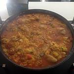 recette Paella rapide