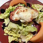 recette bruschetta à la tomate,jambon et mozza