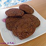 recette Maxi cookies au chocolat