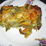 recette Pasticcio di verdure