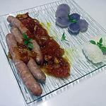recette Chipolatas à la sauce tomates au Massalé.