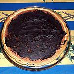 recette une tarte au coco,choco-orange de gg