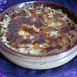 recette Gratin de PS de terre aux 3 fromages