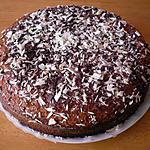 recette Gateau 2 chocolats
