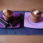 recette Muffins 2 chocolats