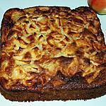 recette Gateau aux pommes sucré salé