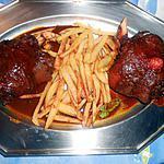 recette Jarret de porc confit au four