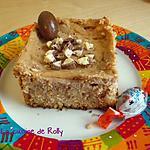 recette Cheesecake au kinder schokobon