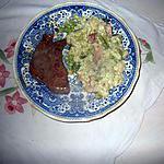 recette foie  de veau   casserole crémeuse au brocoli de dianeange