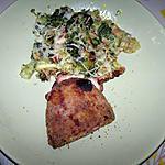 recette Brocolis Aux Lardons & Curcuma