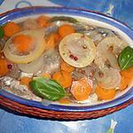 recette Sardines au citron