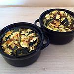 recette FLAN DE COURGETTES