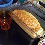 recette cake salé au Gruyere et Boursin