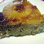 recette Gâteau yaourt à l'ananas.