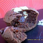 recette petits fondants aux trois chocolats