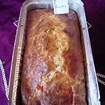 Cake blancs de volaille/poivrons marinés