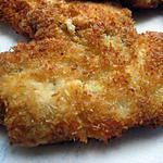 recette Filet de poulet pané à la noix de coco