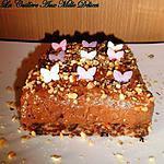 recette Croquant au chocolat & praliné