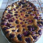 recette Clafoutis aux cerises (Femina) photo perso